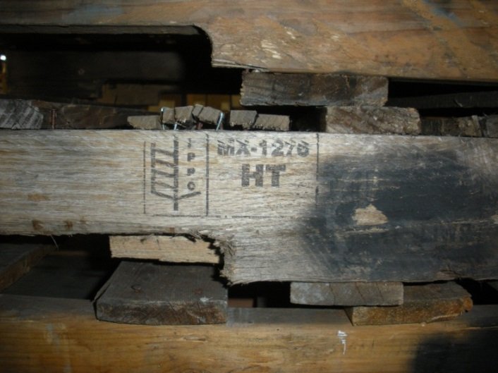 Heat Treated Pallets - 2